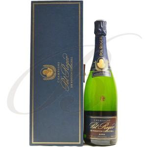 Sir Winston Churchill Cuvée, Pol Roger, Vintage 2002, Champagne Brut Réserve