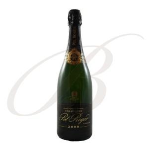 Champagne Pol Roger, Millésime 2000, Brut