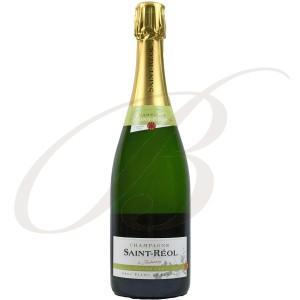 Champagne Saint-Réol, Blanc de Blancs, Grand Cru, Brut
