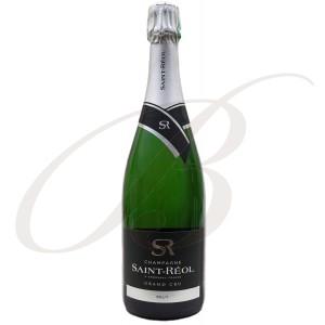 Champagne Saint-Réol, Grand Cru, Brut