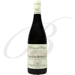 Chassagne-Montrachet, Château de Citeaux (Bourgogne), 2013 - Vin Rouge