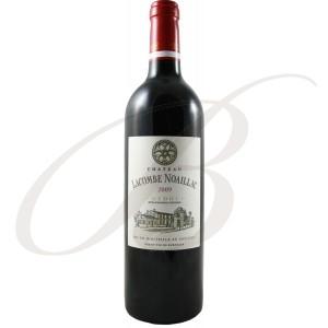 Château Lacombe Noaillac, Cru Bourgeois Médoc (Bordeaux), 2009 - vin rouge