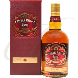 Chivas Regal, Extra, Matured in Sherry Casks, Blended Scotch Whisky 40%