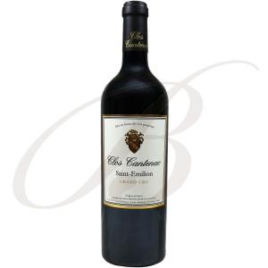 Clos Cantenac, Grand Cru Saint-Emilion (Bordeaux), 2012 - Vin Rouge