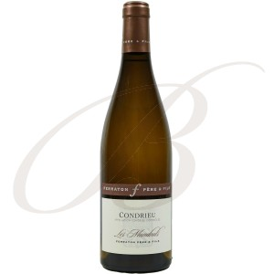 Condrieu, Les Mandouls, Ferraton (Rhône), 2016 - Vin Blanc