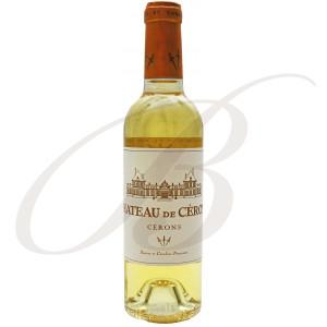 Château de Cérons, Cérons (Bordeaux), 2009, Demi-bouteille - Vin Blanc