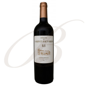 Domaine de Larrivet Haut-Brion, Pessac-Léognan (Bordeaux), 2012 - Vin Rouge