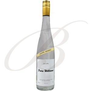 Eau de Vie Poire Williams, Grande Réserve, Robert Faller & Fils, 45%