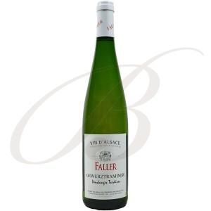 Gewürztraminer, Vendanges Tardives, Robert Faller & Fils  (Alsace), 2007 - Vin Blanc