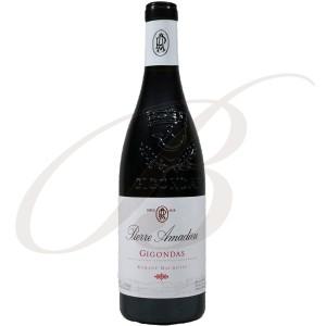 Gigondas, Romane Machotte, Pierre Amadieu (Rhône), 2014 - Vin Rouge