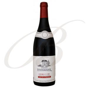 Givry, Premier Cru, Clos de la Baraude, Domaine Steinmaier (Bourgogne), 2017 - Vin Rouge