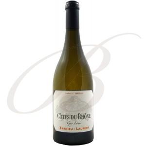Guy Louis, Côtes du Rhône Blanc, Tardieu Laurent (Rhône), 2012 - vin blanc