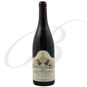 Hospices de Nuits, Nuits Saint-Georges, Cuvée des Sœurs Hospitalières,  Domaine Boursot Père & Fils (Bourgogne) 2010 - vin rouge