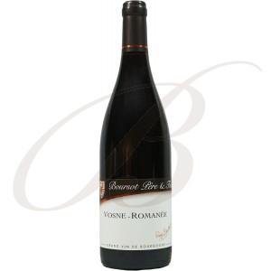 Vosne-Romanée, Domaine Boursot Père & Fils (Bourgogne), 2013 - Vin Rouge