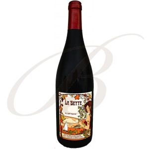La Bette, Domaine Jeff Carrel (Côtes du Roussillon Villages), 2016 - Vin Rouge