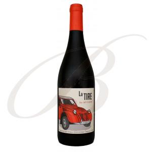 La Tire, Fitou, Jeff Carrel (Languedoc), 2018 - Vin Rouge