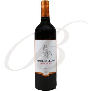 Larose de Gruaud, Saint-Julien (Bordeaux), 2007 - Vin Rouge