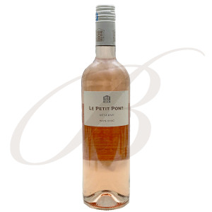 Le Petit Pont, Réserve, Rosé, Vin de Pays d'Oc, 2018 - Vin Rosé