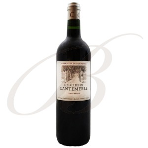 Les Allées de Cantemerle, Haut-Médoc (Bordeaux), 2009 - Vin Rouge