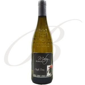 Lirac Blanc, Casta Diva, Domaine Maby (Rhône), 2015 - Vin Blanc