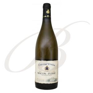 Mâcon-Fuissé, Château Vitallis (Bourgogne), 2018 - Vin Blanc