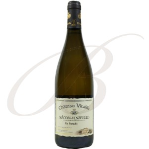 Mâcon-Solutré-Pouilly, Domaine Pascal et Mireille Renaud (Bourgogne), 2013 - white wine