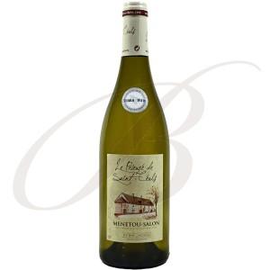 Ménétou-Salon, Le Prieure de Saint-Céols (Loire), 2017 - Vin Blanc