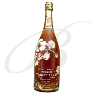 Magnum Belle Epoque Brut Rosé, Perrier-Jouët, Champagne, 1985