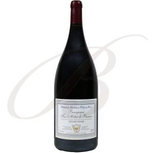 Magnums Bourgogne Hautes Côtes de Beaune, Vieilles Vignes, Domaine Mazilly (Burgundy), 2012