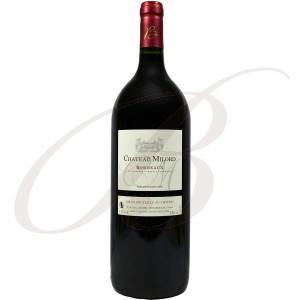 Magnum, Château Milord, Bordeaux Rouge, 2011 - red wine