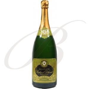 Magnum, Champagne Richard-Dhondt, Cuvée de Réserve, Brut