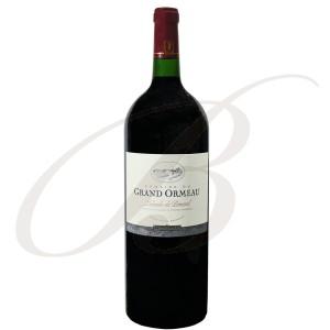 Magnum Domaine du Grand Ormeau, Lalande de Pomerol (Bordeaux), 2014 - Vin Rouge