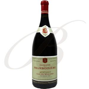 Magnum Mercurey Rouge, Premier Cru, Clos des Myglands, Domaine Faiveley, Bourgogne 2012 - Vin Rouge