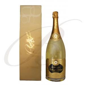 Magnums Blanc de Blancs, Champagne Richard-Dhondt, Cuvée d'Or, Brut