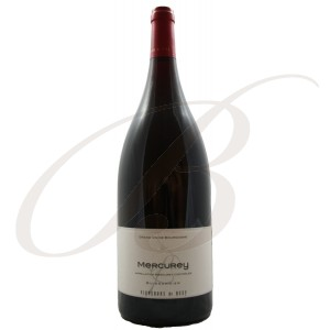 Magnums Mercurey Rouge, Buissonnier, Cave de Buxy (Burgundy), 2011