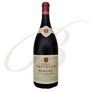 Magnums Mercurey Rouge, La Framboisière, Domaine Faiveley (Bourgogne), 2018 - Vin Rouge