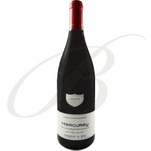 Mercurey, Buissonnier, Vignerons de Buxy (Bourgogne), 2016 - Vin Rouge