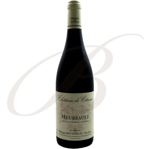 Meursault, Château de Citeaux (Bourgogne), 2013 - vin rouge