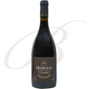 Morgon, Corcelette, Comte Philippe de la Poype, Cru Beaujolais, 2017, demi-bouteille 37.5 cl - Vin Rouge