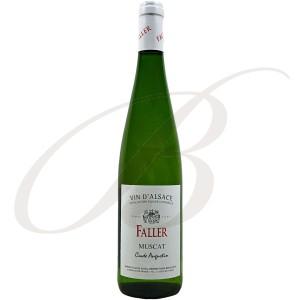 Muscat Sec, Cuvée Augustin, Robert Faller et Fils (Alsace), 2012 - Vin Blanc