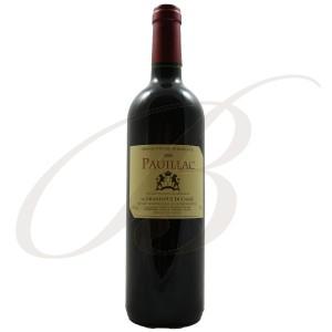 Pauillac de Grand Puy-Ducasse (Bordeaux), 2008 - Red Wine