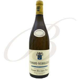 Pernand-Vergelesses Blanc, Domaine Pierre Bourée Fils (Bourgogne), 2015 - Vin Blanc