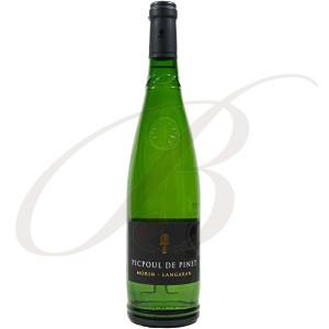 Picpoul de Pinet, Domaine Morin Langaran (Languedoc), 2016 - Vin Blanc