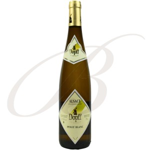 Pinot Blanc, Dopff au Moulin (Alsace), 2013 - white wine