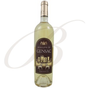 Pirouette, Domaine de Gensac, 2010 - vin blanc