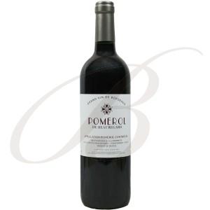 Pomerol de Beauregard (Bordeaux), 2014 - Vin Rouge