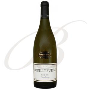 Pouilly-Fuissé, La Roche, Domaine Pardon et Fils (Bourgogne), 2017 - Vin Blanc