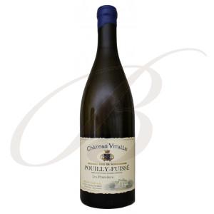 Pouilly-Fuissé, Les Perrières, Château Vitallis (Bourgogne), 2016 - Vin Blanc