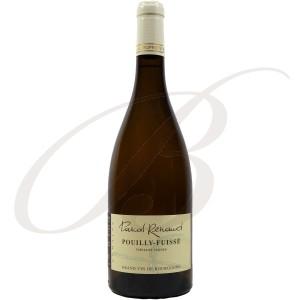 Pouilly Fuissé, Cuvée Vieilles Vignes, Domaine Pascal et Mireille Renaud (Bourgogne), 2015 - Vin Blanc