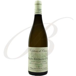 Puligny-Montrachet, Premier Cru, Champs Gains, Château de Citeaux (Bourgogne), 2017 - white wine